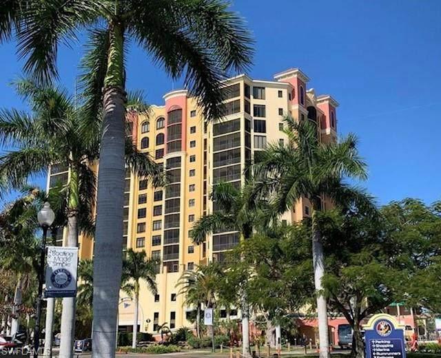 5793 Cape Harbour Drive #520, Cape Coral, FL 33914 (MLS #221020704) :: Domain Realty