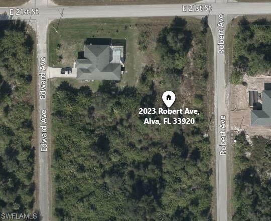 2023 Robert Avenue, Alva, FL 33920 (MLS #221022639) :: NextHome Advisors