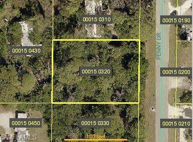 8346 Penny Drive, North Fort Myers, FL 33917 (MLS #221023699) :: NextHome Advisors