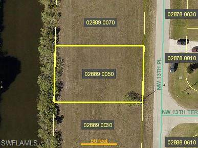 1320 NW 13th Place, Cape Coral, FL 33993 (MLS #221025377) :: RE/MAX Realty Team