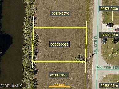 1320 NW 13th Place, Cape Coral, FL 33993 (#221025377) :: The Dellatorè Real Estate Group