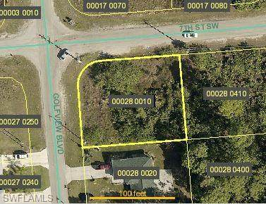 4580 Golfview Boulevard, Lehigh Acres, FL 33973 (MLS #221025880) :: Medway Realty