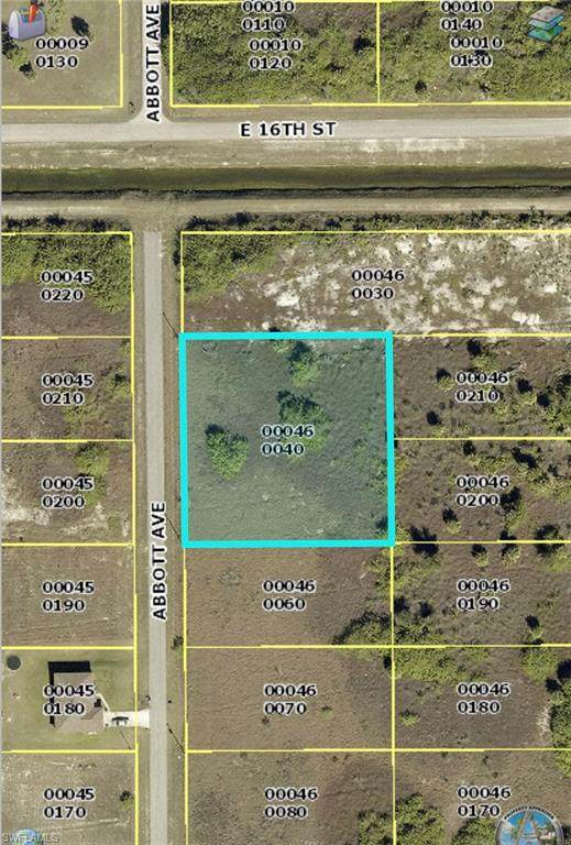 1516 Abbott Avenue, Lehigh Acres, FL 33972 (MLS #221026035) :: #1 Real Estate Services