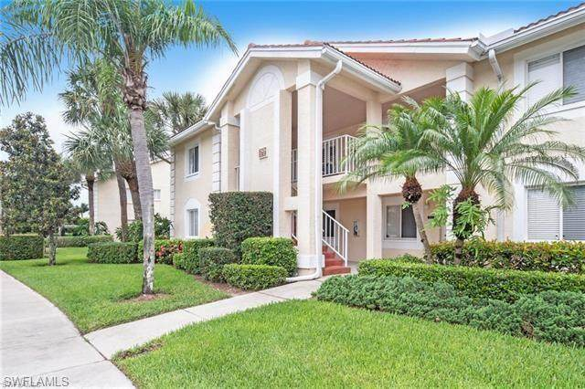 7806 Emerald Circle C-201, Naples, FL 34109 (#221026540) :: We Talk SWFL