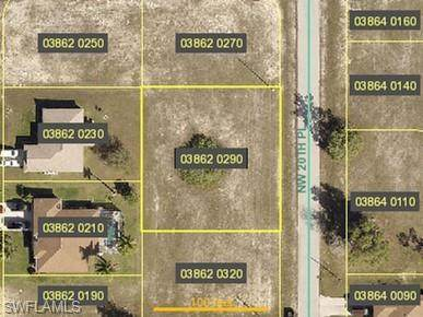 1842 NW 20th Place, Cape Coral, FL 33993 (#221026819) :: Jason Schiering, PA