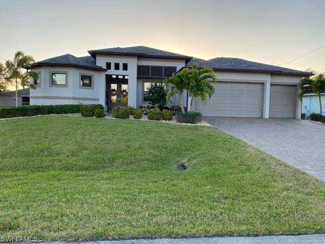 3406 SW 25th Court, Cape Coral, FL 33914 (MLS #221026915) :: Medway Realty