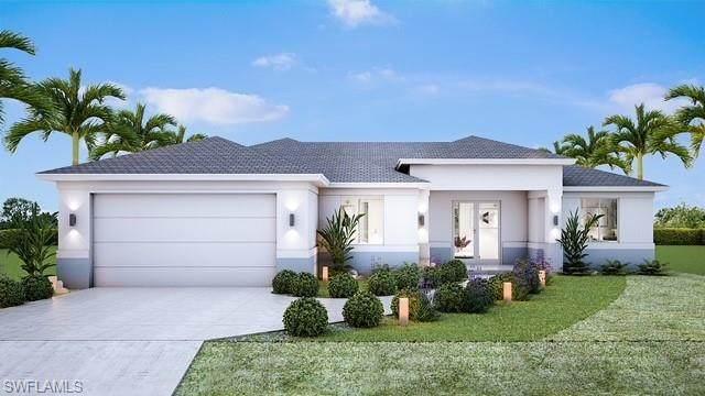 841 NE 7th Place, Cape Coral, FL 33909 (#221027014) :: Jason Schiering, PA