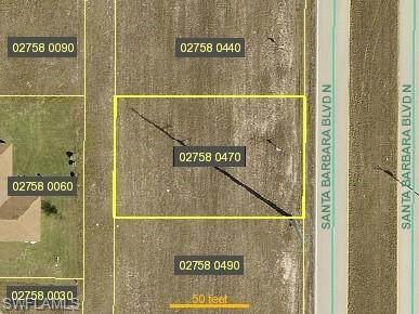 2026 Santa Barbara Boulevard N, Cape Coral, FL 33993 (MLS #221027095) :: Wentworth Realty Group
