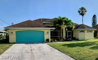 710 SW 35th Street, Cape Coral, FL 33914 (MLS #221027217) :: RE/MAX Realty Team