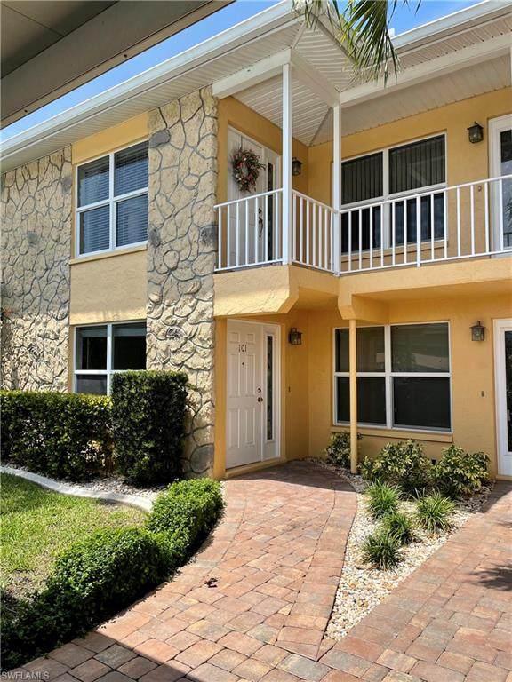 4018 SE 12th Avenue #101, Cape Coral, FL 33904 (MLS #221027800) :: #1 Real Estate Services