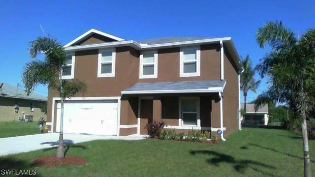 1037 NE 2nd Street, Cape Coral, FL 33909 (MLS #221027863) :: Florida Homestar Team