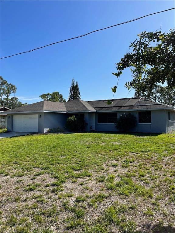 733 David Laird Lane, Lehigh Acres, FL 33974 (MLS #221028463) :: Realty World J. Pavich Real Estate