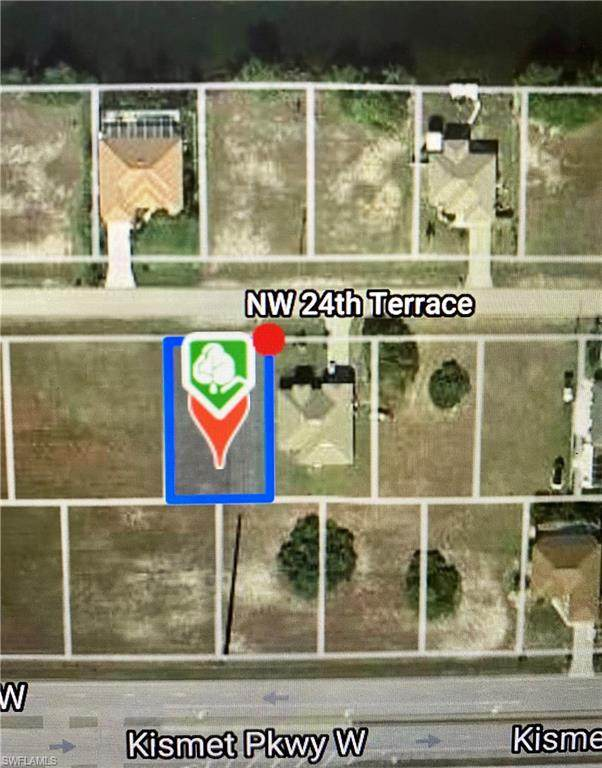 1224 NW 24th Terrace, Cape Coral, FL 33993 (MLS #221028486) :: Realty World J. Pavich Real Estate