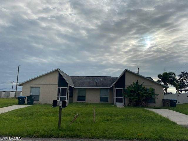 1731 NE 7th Place, Cape Coral, FL 33909 (MLS #221028821) :: Domain Realty
