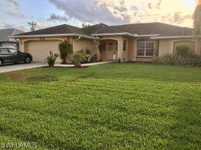 2124 SE 8th Avenue, Cape Coral, FL 33990 (#221028844) :: We Talk SWFL
