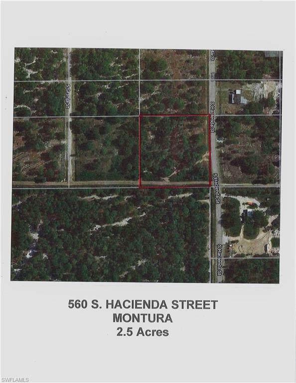 560 S Hacienda Street, Clewiston, FL 33440 (MLS #221030052) :: Medway Realty