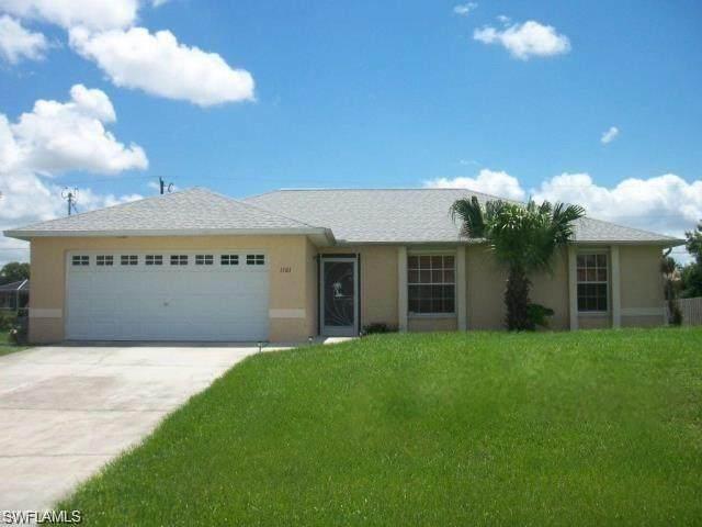 1101 SW 10th Place, Cape Coral, FL 33991 (MLS #221032894) :: Premiere Plus Realty Co.
