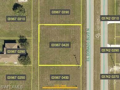 320 El Dorado Boulevard N, Cape Coral, FL 33993 (MLS #221033011) :: Domain Realty