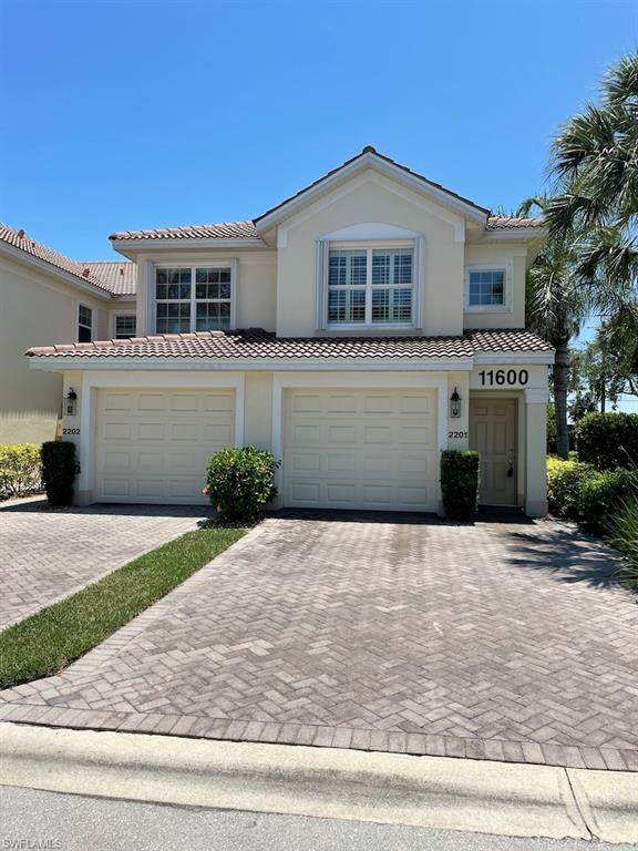 11600 Navarro Way #2201, Fort Myers, FL 33908 (MLS #221033309) :: BonitaFLProperties