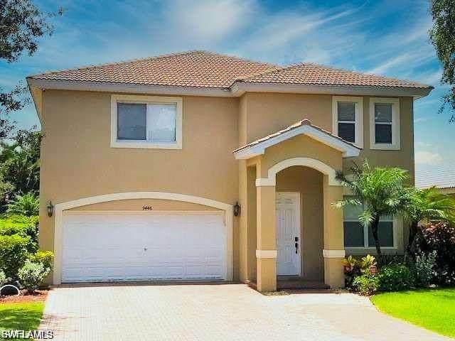9446 Golden Rain Lane, Fort Myers, FL 33967 (MLS #221033313) :: Medway Realty