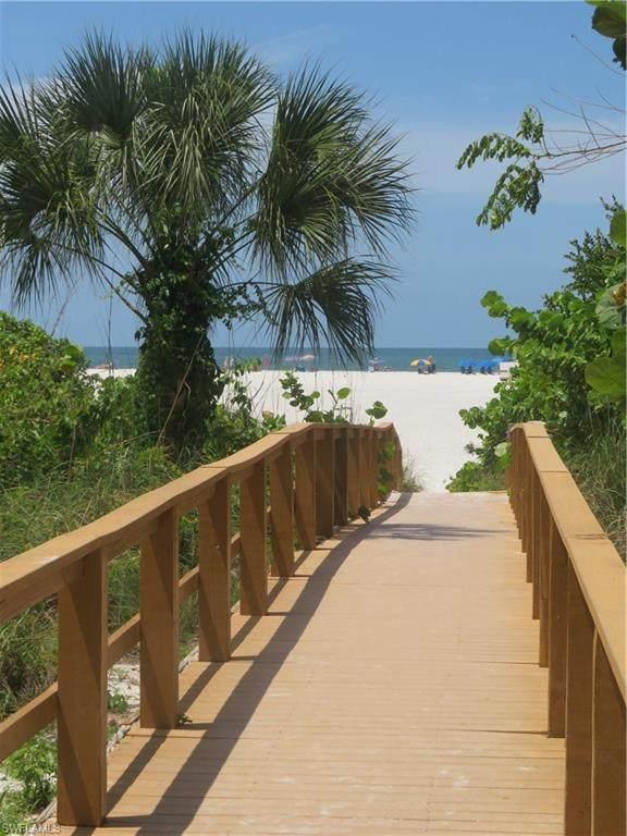6620 Estero Boulevard #304, Fort Myers Beach, FL 33931 (MLS #221034772) :: RE/MAX Realty Team