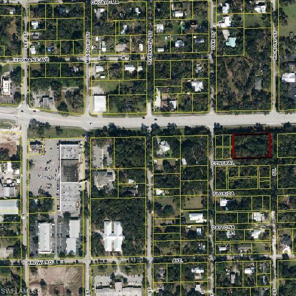 O E Hickpochee Avenue, Labelle, FL 33935 (MLS #221034955) :: Domain Realty