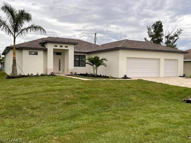 1318 SW 33rd Terrace, Cape Coral, FL 33914 (MLS #221036505) :: Florida Homestar Team