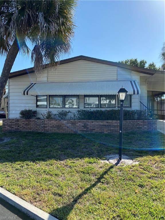22 Carriage Lane, North Fort Myers, FL 33917 (MLS #221036547) :: BonitaFLProperties