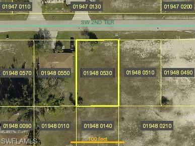 402 SW 2nd Terrace, Cape Coral, FL 33991 (MLS #221036718) :: Clausen Properties, Inc.