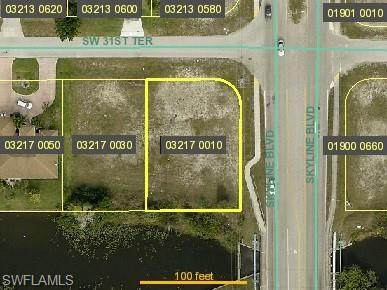 802 SW 31st Terrace, Cape Coral, FL 33914 (MLS #221038985) :: Avantgarde