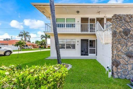 5210 Coronado Parkway #6, Cape Coral, FL 33904 (#221039976) :: The Dellatorè Real Estate Group