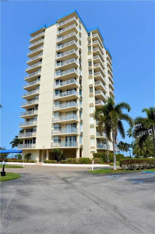 7300 Estero Boulevard #1201, Fort Myers Beach, FL 33931 (MLS #221040532) :: Avantgarde