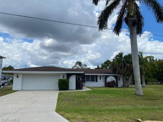 110 E North Shore Avenue, North Fort Myers, FL 33917 (MLS #221041008) :: Wentworth Realty Group