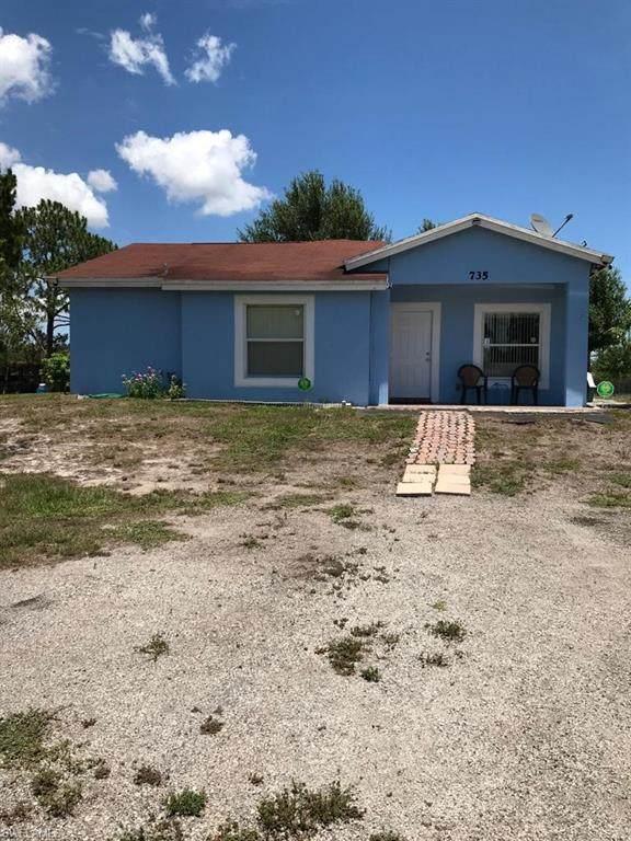 735 N Nogal Street, Clewiston, FL 33440 (MLS #221042780) :: Domain Realty