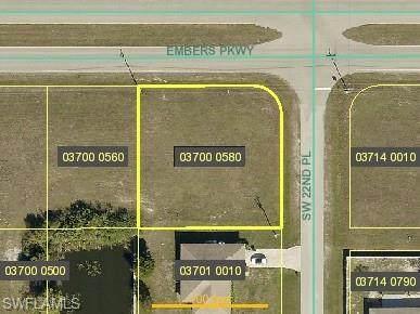 2202 Embers Parkway W, Cape Coral, FL 33993 (#221043558) :: We Talk SWFL