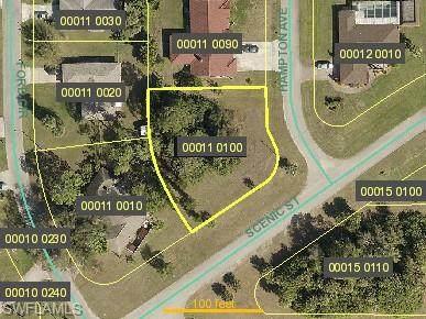 15 Hampton Avenue, Lehigh Acres, FL 33936 (#221043869) :: Jason Schiering, PA