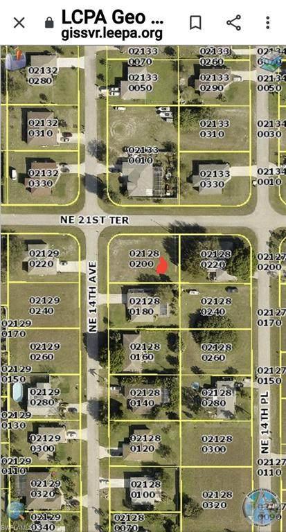2113 NE 14th Avenue, Cape Coral, FL 33909 (MLS #221043878) :: Clausen Properties, Inc.