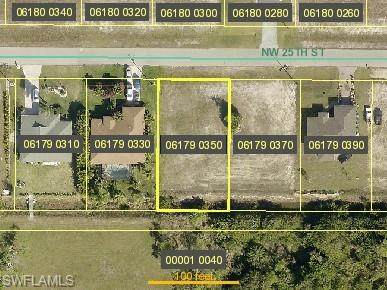2824 NW 25th Street, Cape Coral, FL 33993 (MLS #221044169) :: #1 Real Estate Services