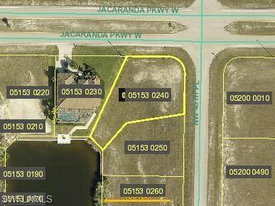 4500 Jacaranda Parkway W, Cape Coral, FL 33993 (MLS #221044306) :: Tom Sells More SWFL | MVP Realty