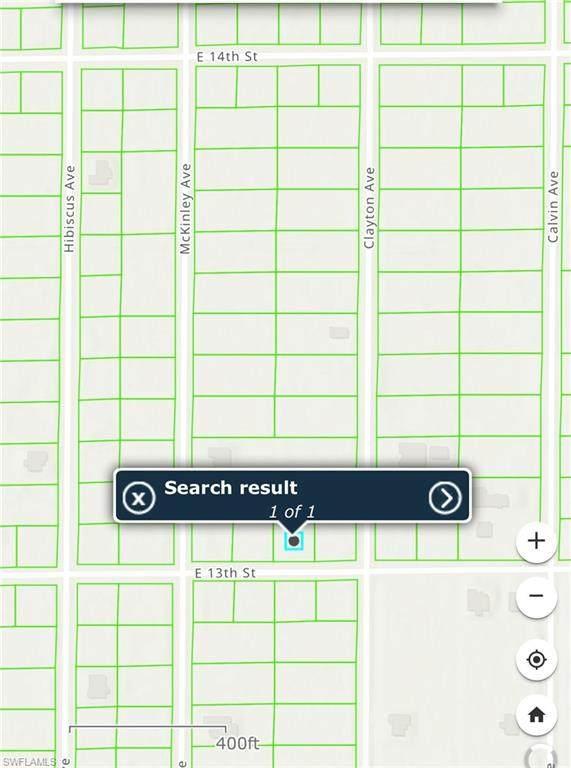 105 E 13th Street, Lehigh Acres, FL 33972 (MLS #221044747) :: The Naples Beach And Homes Team/MVP Realty