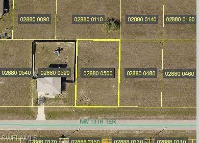1125 NW 13th Terrace, Cape Coral, FL 33993 (#221044866) :: The Dellatorè Real Estate Group