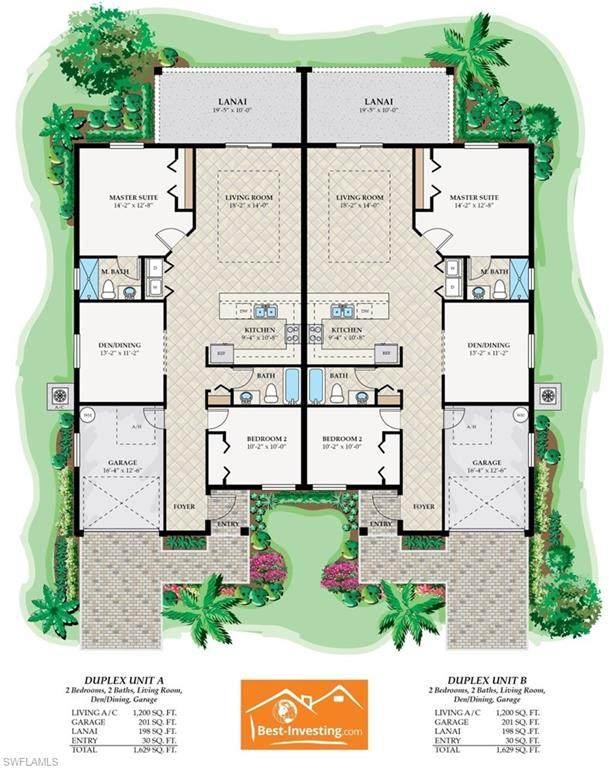 8831 Buckingham Road, Fort Myers, FL 33905 (#221044965) :: The Dellatorè Real Estate Group
