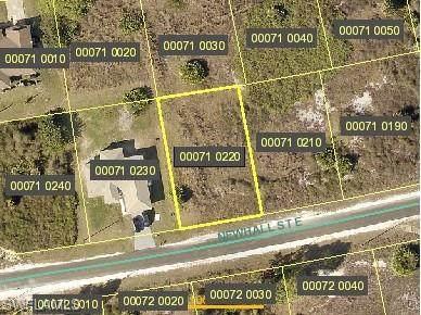 735 Newhall Street E, Lehigh Acres, FL 33974 (#221044969) :: The Dellatorè Real Estate Group