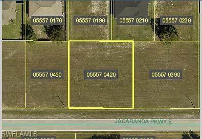 1109 Jacaranda Parkway E, Cape Coral, FL 33909 (MLS #221045099) :: The Naples Beach And Homes Team/MVP Realty