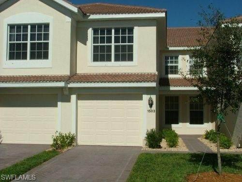 11007 Mill Creek Way #1503, Fort Myers, FL 33913 (#221045517) :: The Dellatorè Real Estate Group