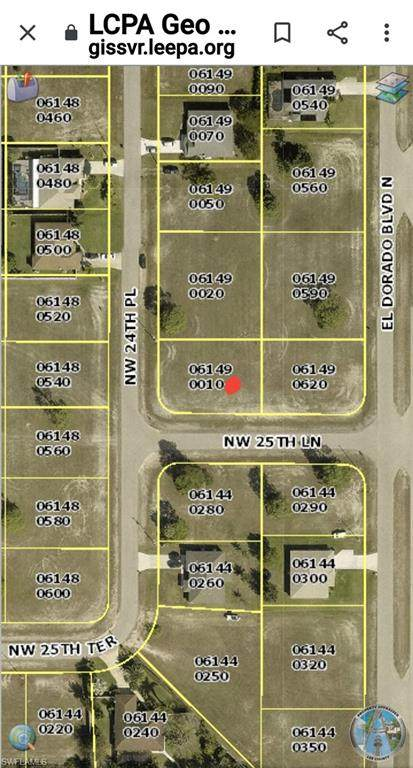 2535 NW 24th Place, Cape Coral, FL 33993 (MLS #221045624) :: Clausen Properties, Inc.