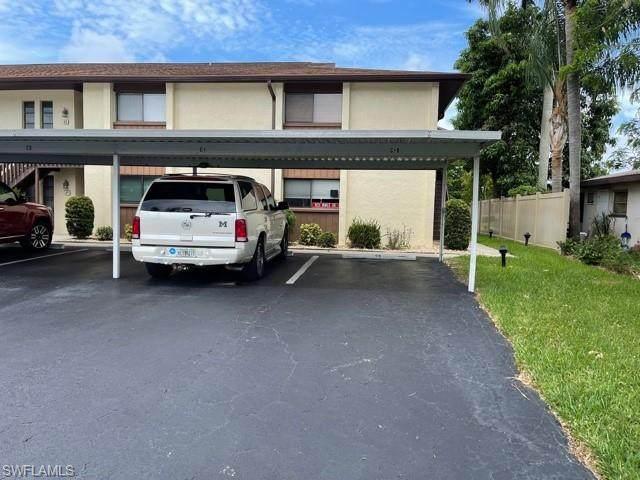 4928 Vincennes Street C4, Cape Coral, FL 33904 (#221045681) :: The Michelle Thomas Team