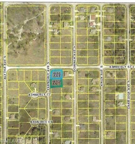 727 Ferndale Avenue S, Lehigh Acres, FL 33974 (#221045804) :: The Dellatorè Real Estate Group
