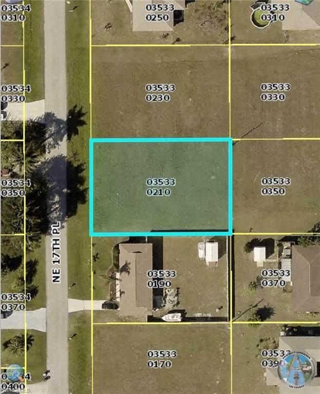 1517 NE 17th Place, Cape Coral, FL 33909 (MLS #221045819) :: Team Swanbeck