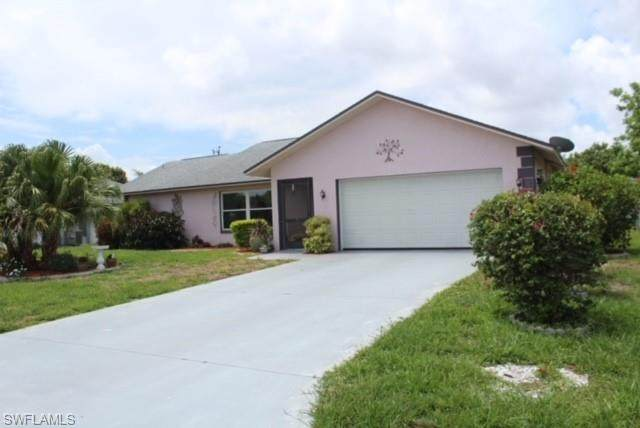 1418 SE 34th Street, Cape Coral, FL 33904 (MLS #221046060) :: Realty Group Of Southwest Florida